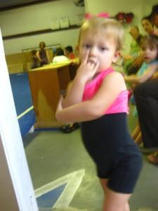 TF gymnastics